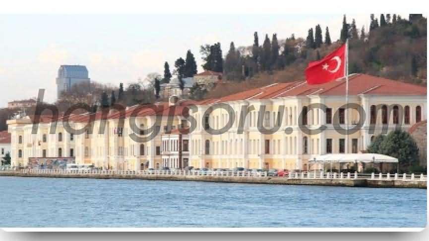Beşiktaş Kabataş Erkek Lisesi Resim