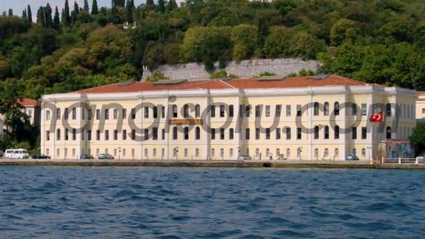 Galatasaray Lisesi Resim