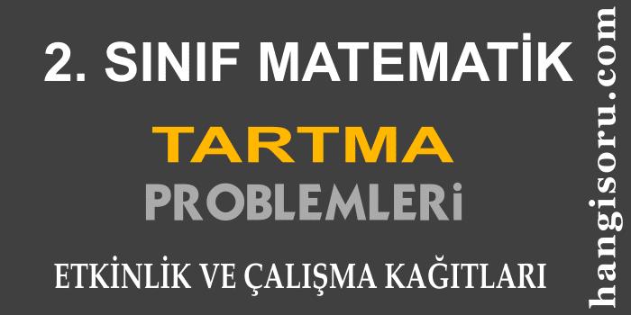 2. Sınıf Matematik Tartma Problemleri