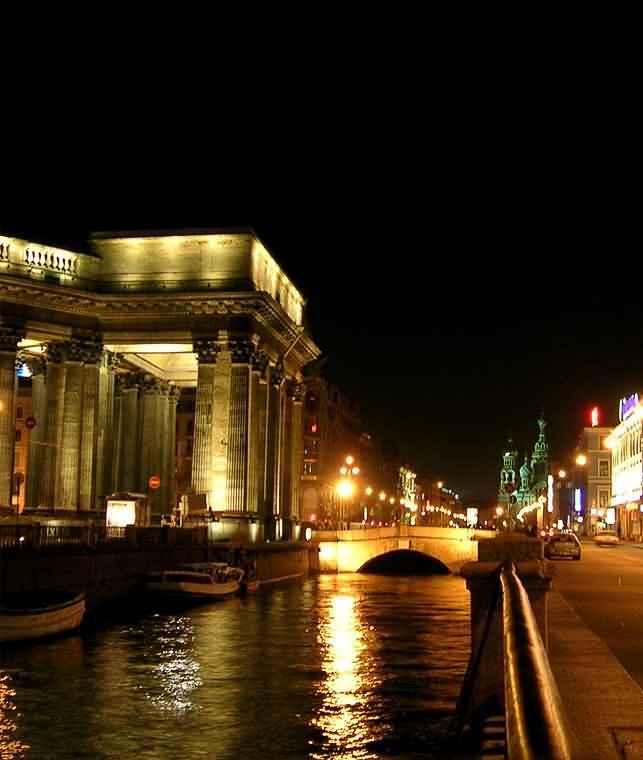 Griboyedov Kanalı