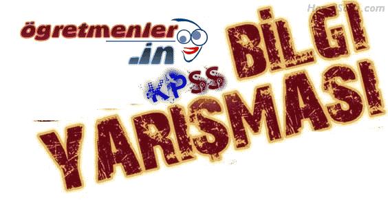 KPSS bilgi yarismasi KPSS Bilgi Yarışması