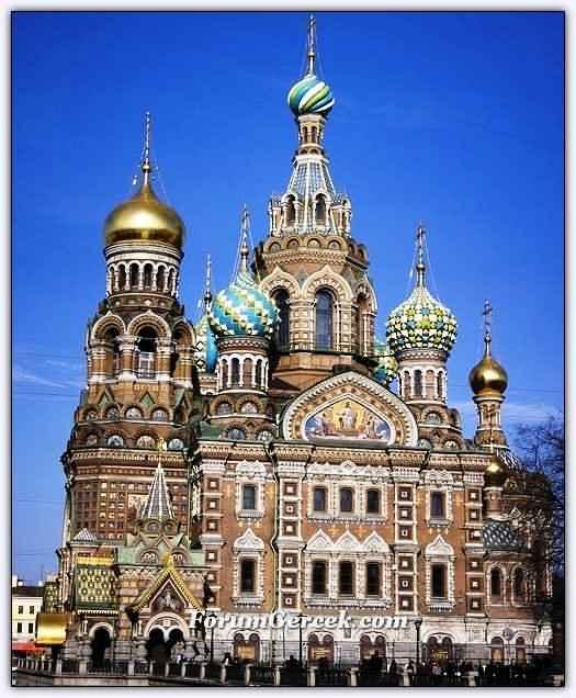 Voskresenia-Khristova-Kilisesi