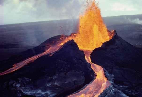 Hangi Ülkelerde Aktif Volkanik Yanardağ Vardır?