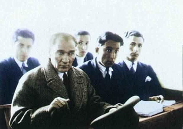 Atatürk Şiirleri (Kısa-Uzun)