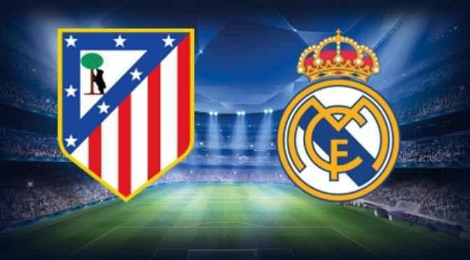 Atletico Madrid Real Madrid Maçı Hangi Kanalda? (14 Nisan)
