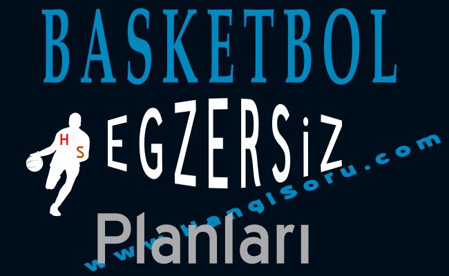 Basketbol Egzersiz Planı İndir