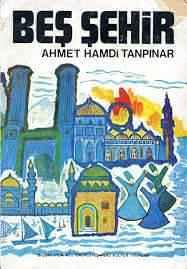 Beş Şehir Kitap Özeti Ahmet Hamdi Tanpınar