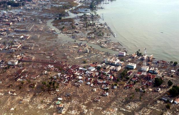 Tarihteki En Yıkıcı 10 Tsunami Hangi Ülkelerde Görüldü?