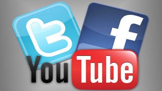 Facebook Twitter ve Youtube'a Erişim Engeli !Son Dakika!