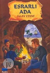 Esrarlı Ada Kitap Özeti Jules Verne