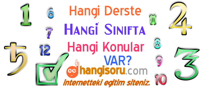 12. Sınıf Türk Edebiyatı Konuları Neler?