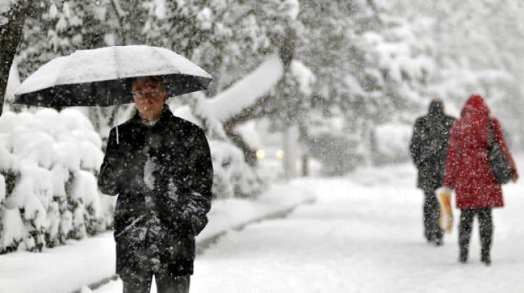 Meteorolojiden Kar Uyarısı! Soğuk Kapıda!