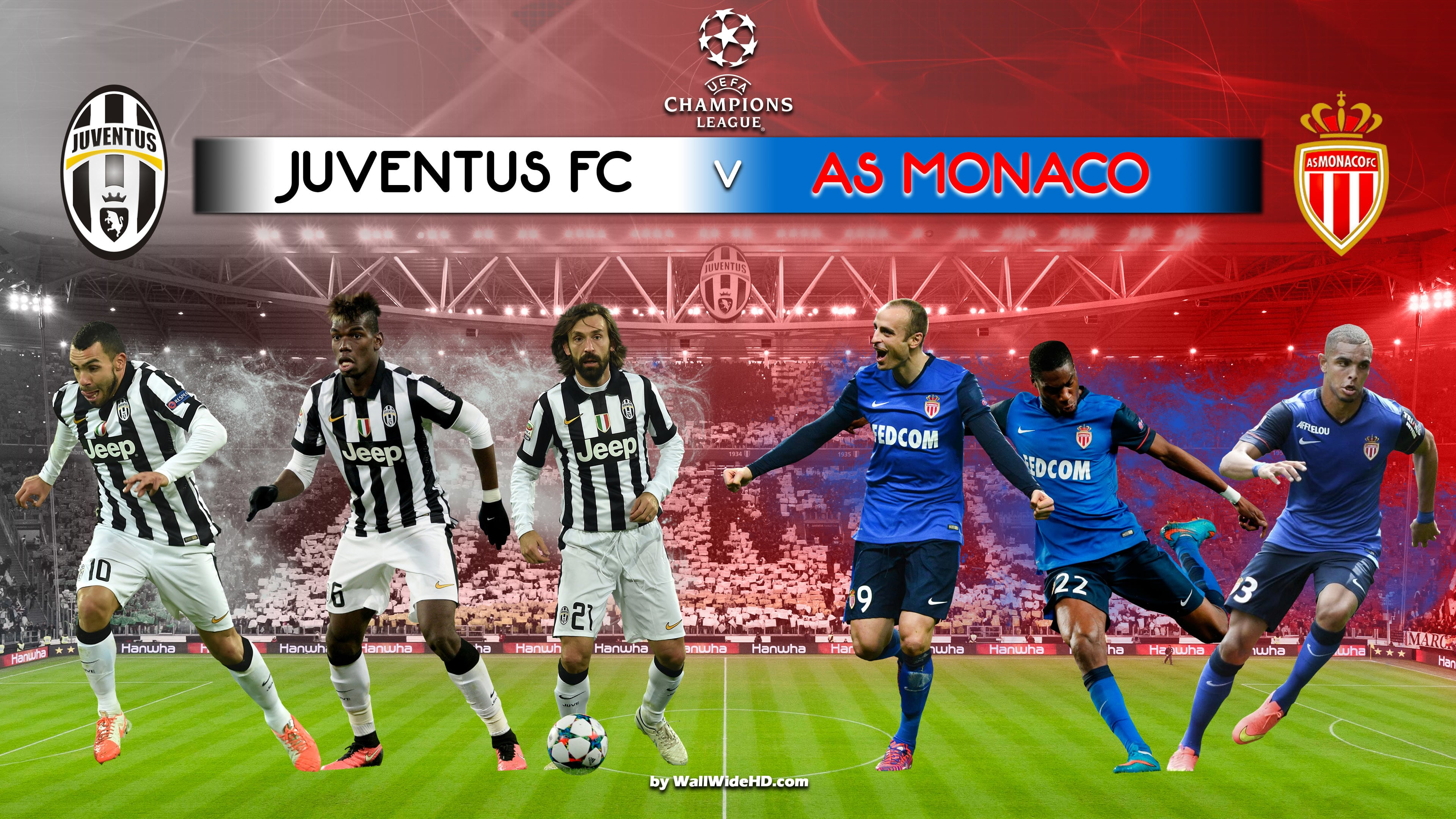 Juventus Monaco Maçı hangi kanalda? 14 Nisan 2015