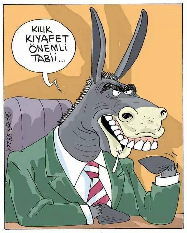 Politikacı Karikatürleri – Siyasi Karikatürler