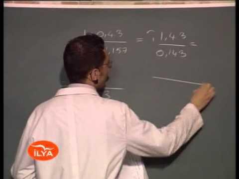 KPSS Matematik,Rasyonel Sayılar konusu