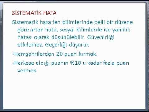 KPSS ÖLÇME VE DEĞERLENDİRME-9