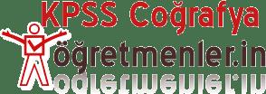 KPSS Coğrafya Denemesi Online Çöz