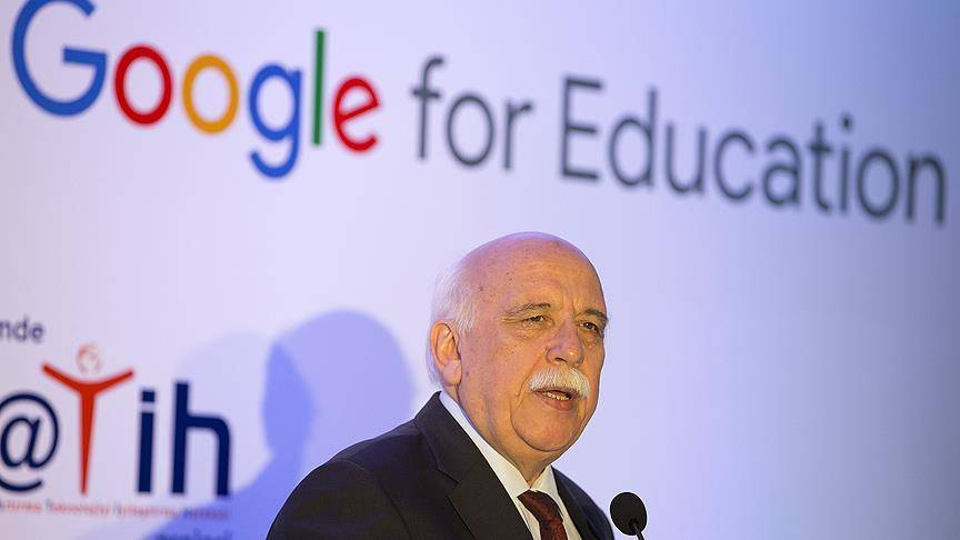 MEB ile 'Google For Education' El Ele