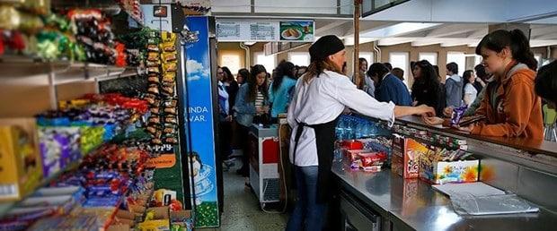 Okul Kantininde Satılması Yasak Yiyecekler ve Satılabilecekler
