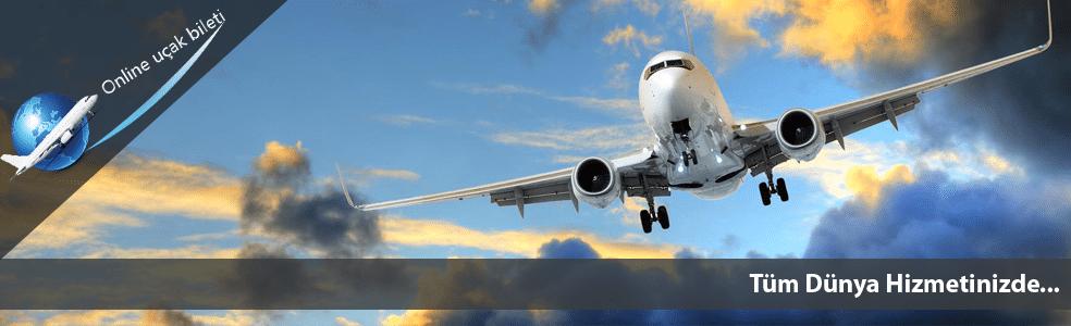 Online Uçak Bileti Nasıl Alınır?