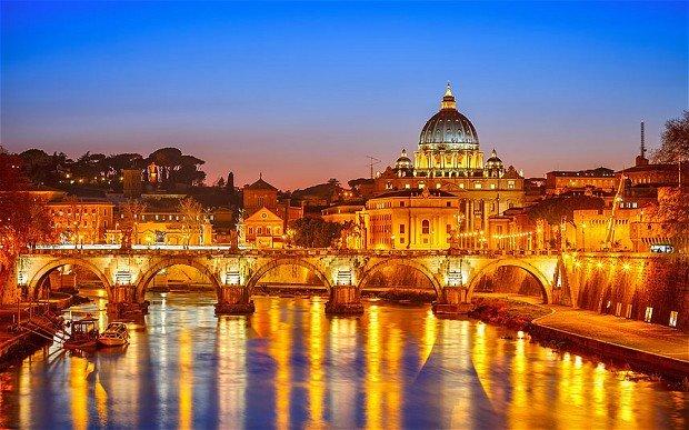 Dünyanın En Güzel Şehirleri! En Güzel 10 Şehir!