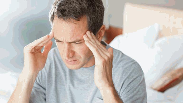 sabah baş ağrısı ile uyanmak