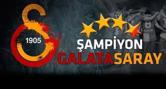 Göztepe 0 – Galatasaray 1 Şampiyon Galatasaray!