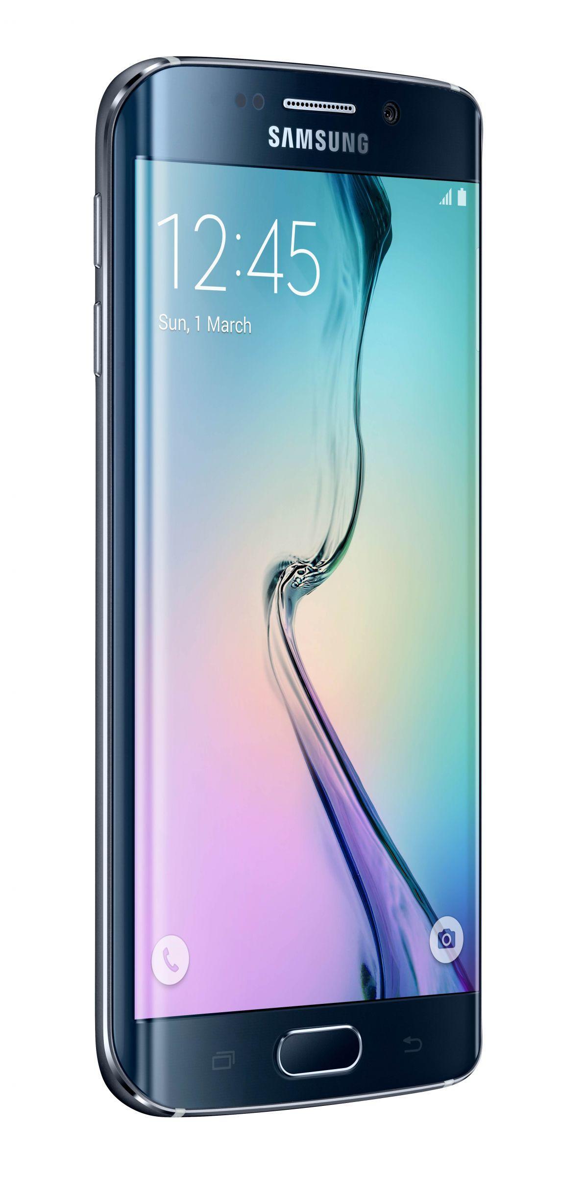 Samsung Galaxy S6 Edge Siyah