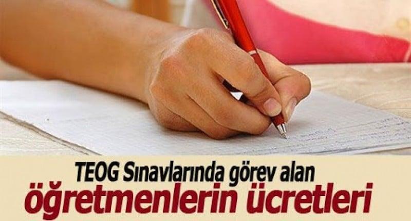 TEOG Sınav Ücretleri Ne Kadar?
