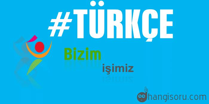 8. Sınıf Türkçe Konuları Neler?
